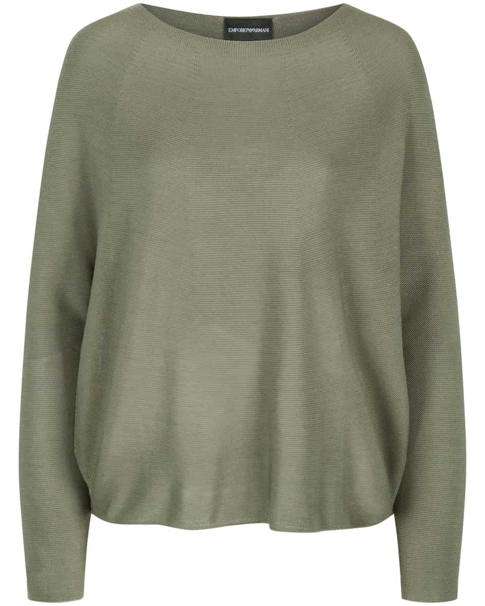 Seiden-Pullover 38