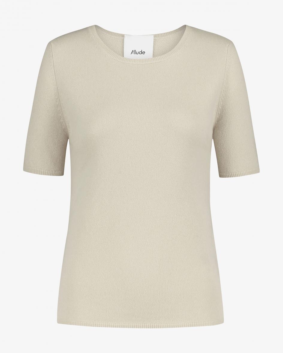 Cashmere-Strickshirt  XXL
