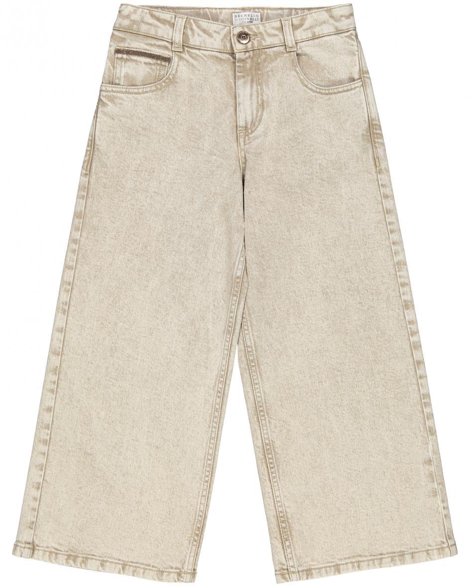 Mädchen-Jeans  116