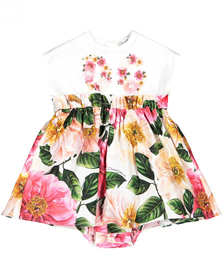 Baby-Kleid 86