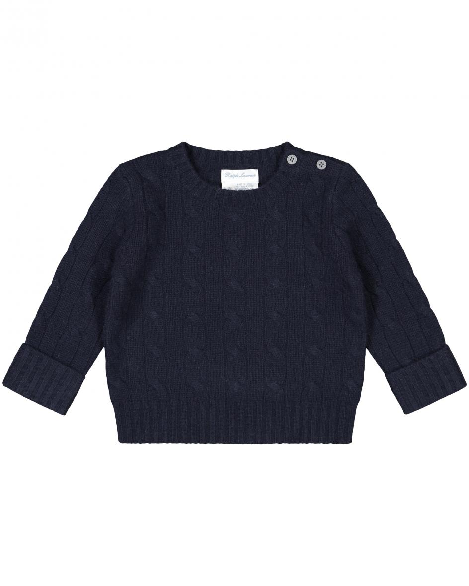 Baby-Cashmere-Pullover 92