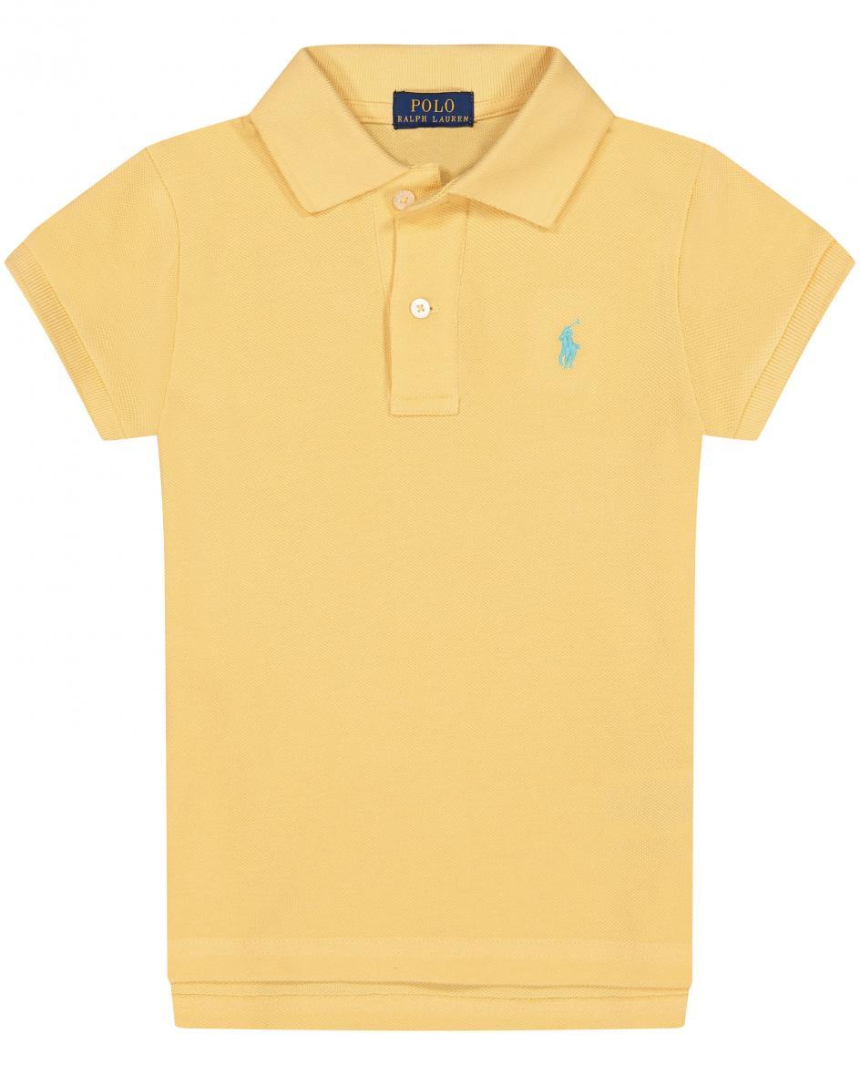 Mädchen-Poloshirt 92