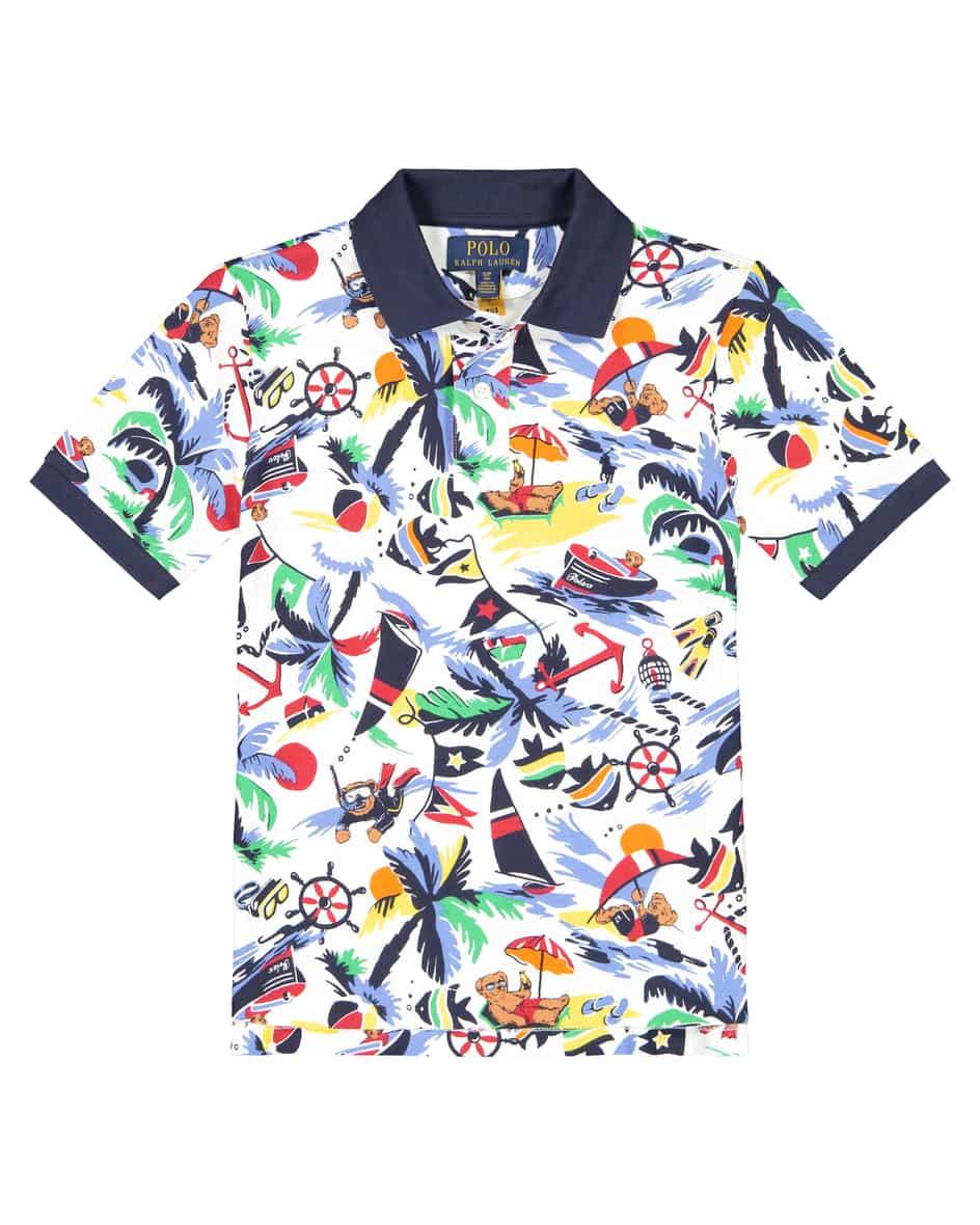 Jungen-Polo-Shirt 5