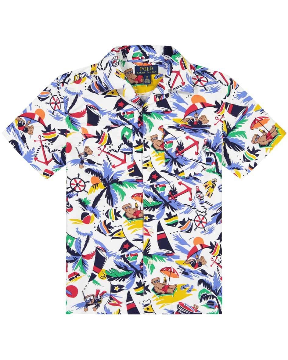 Jungen-Hemd 6