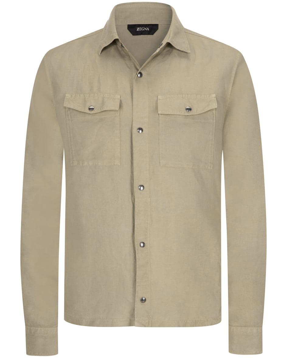 Shirtjacket XXL