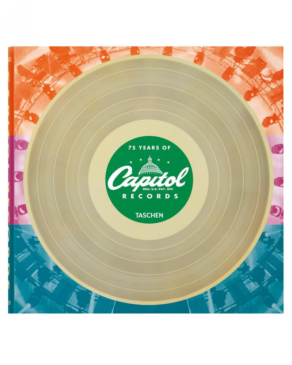 Capitol Records Buch Unisize