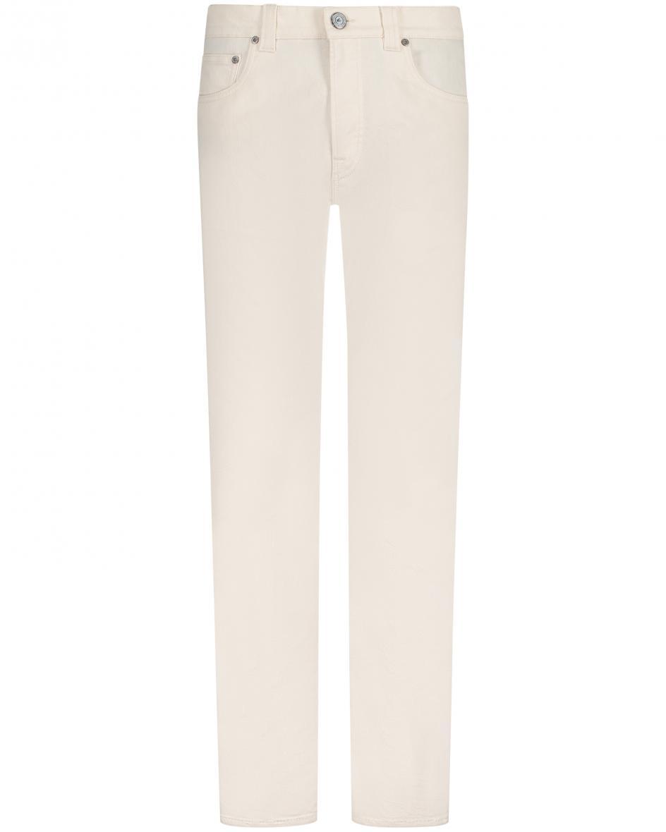 Paisley Jacquard Jeans Slim Fit 34
