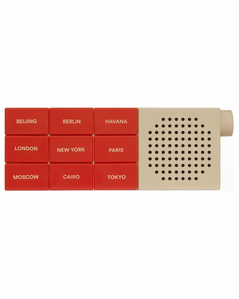 City Radio Unisize