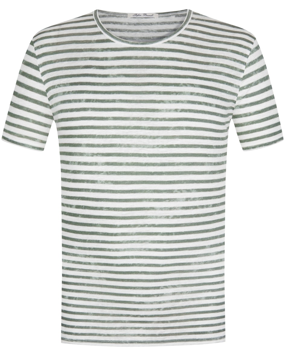 Lino Leinen-T-Shirt L