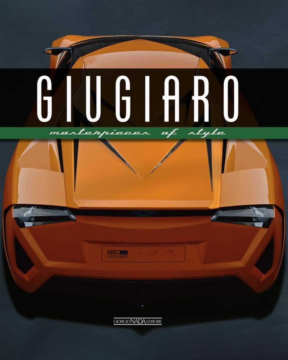Giugiaro Masterpieces of Style Buch Unisize