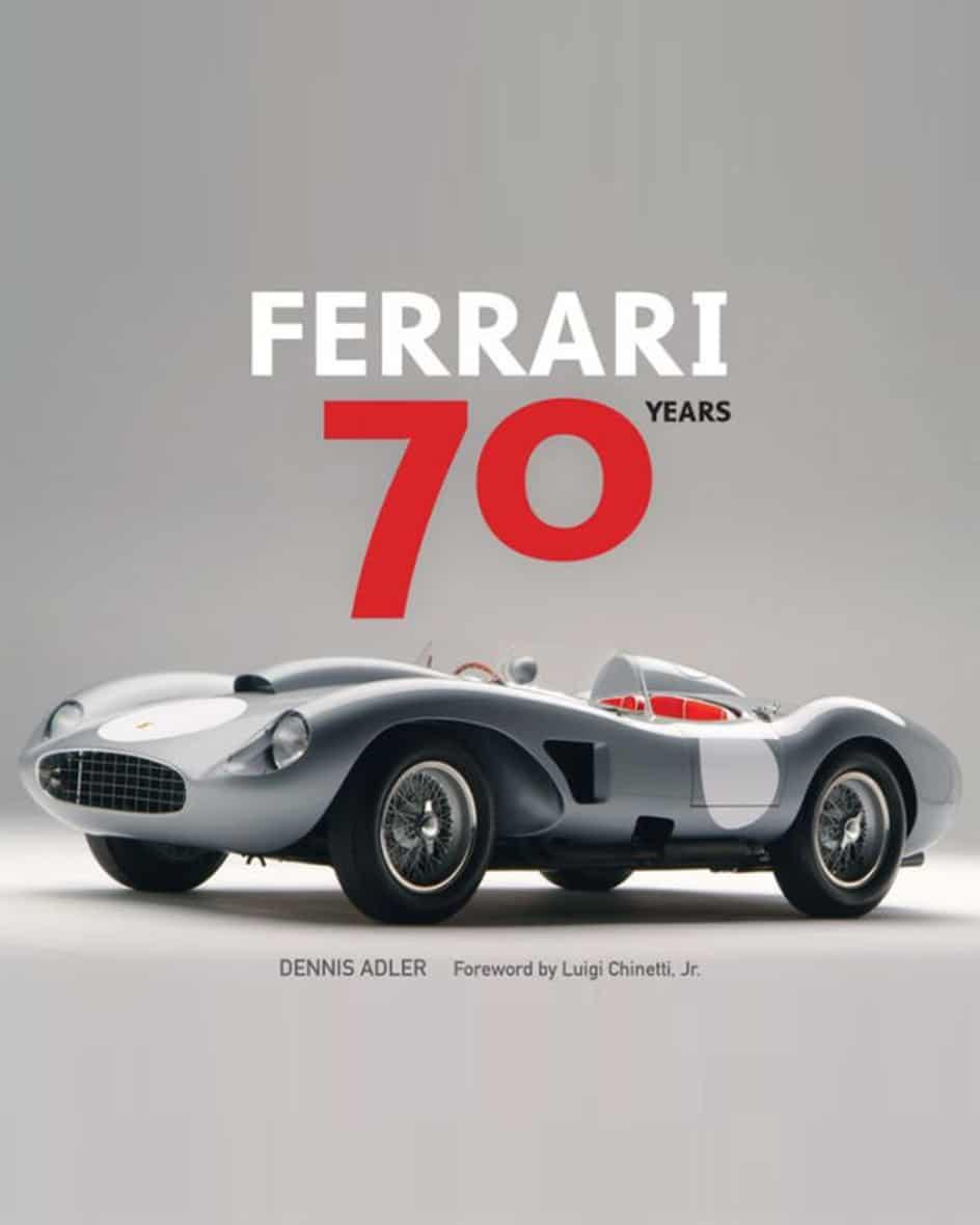 Ferrari 70 Years Buch Unisize