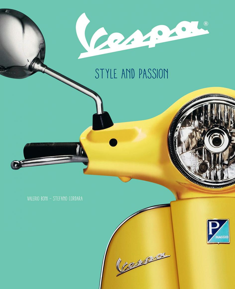 Vespa - Style and Passion Buch Unisize