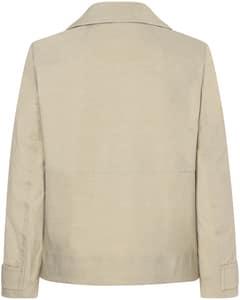Luis Trenker Herren Jacke Khaki Grün mit Taschen