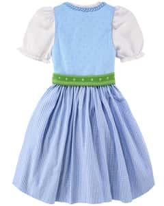 Mädchen-Dirndl mit Schürze und Bluse von LODENFREY