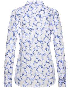 Trachten-Bluse (Blau) - Damen Habsburg Auslass-Websites Billig Günstig Online Günstiger Preis Fälscht Online Kaufen Mit Paypal Billig Verkauf Rabatte Lw3ZXqO