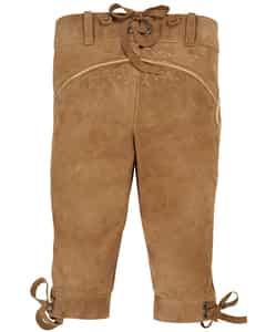 Jungen-Lederhose