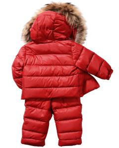 Baby-Schneeanzug 2-teilig