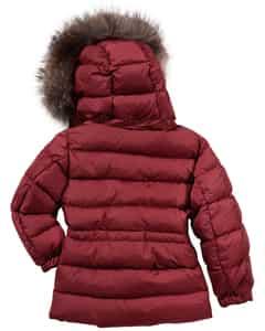 Mädchen-Daunen-Jacke