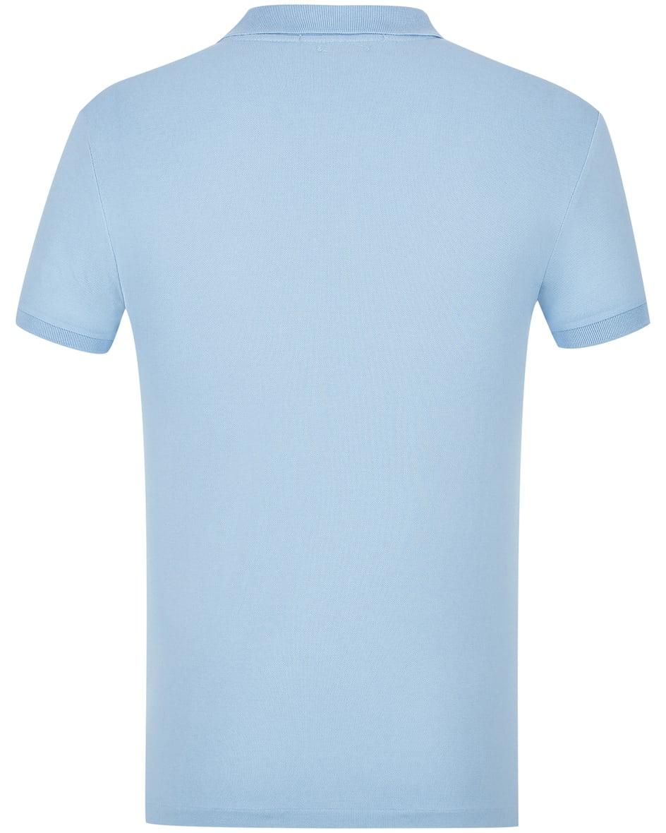 Polo-Shirt Slim Fit Stretch Mesh  XXL