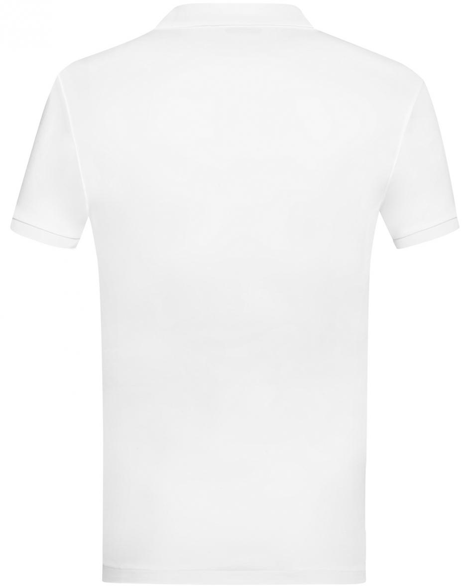 Polo-Shirt Slim Fit Pima Cotton L