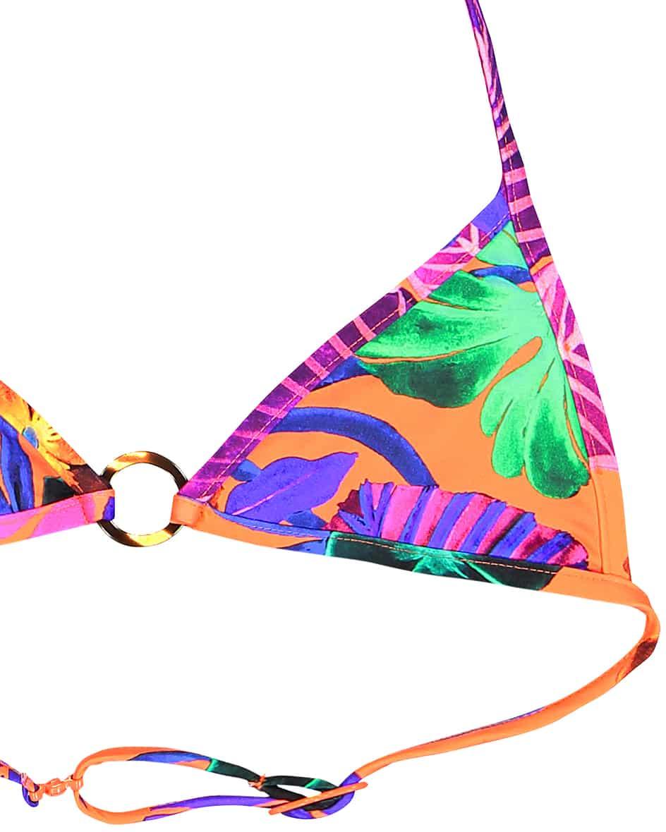 Mädchen-Bikinioberteil 152
