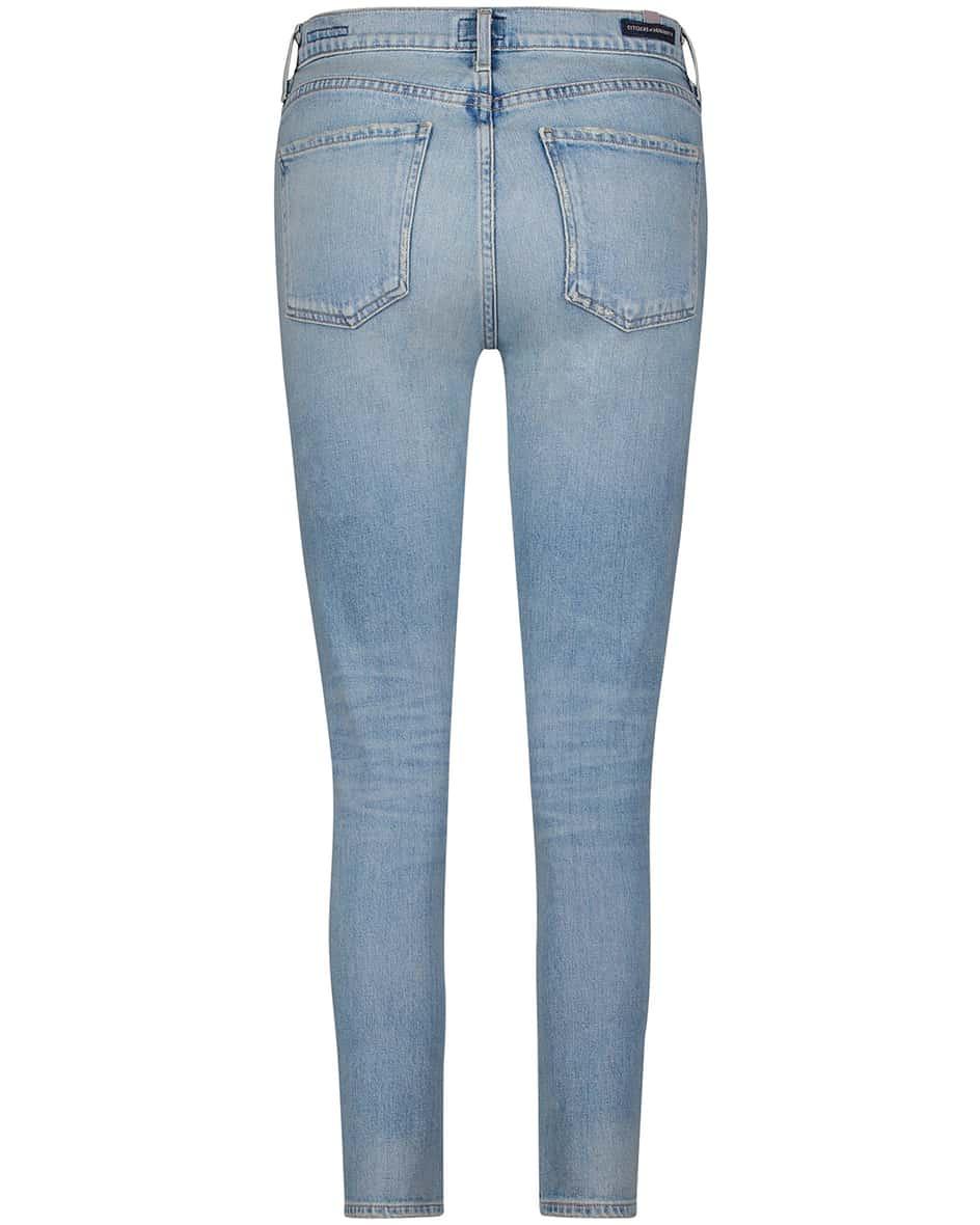 Olivia 7/8-Jeans High Rise Slim Crop 28