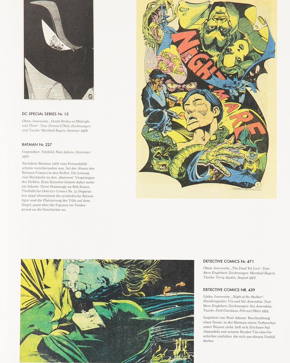 The Bronze Age Of DC Comics  Unisize