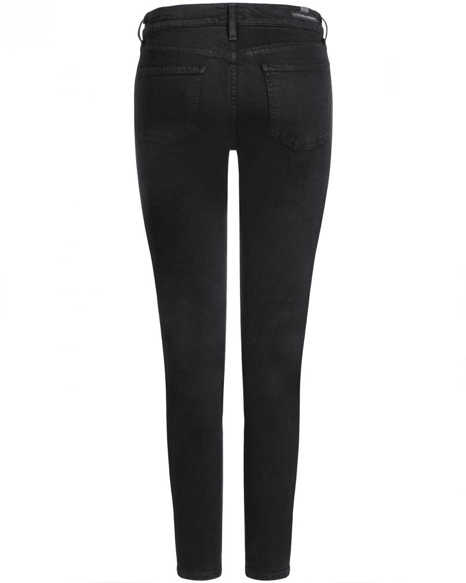 Olivia Jeans High Rise Slim Ankle 25