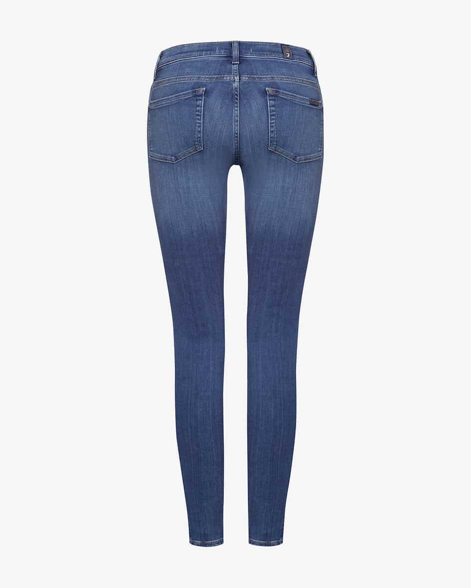 Jeans High Waist Super Skinny Slim Illusion  27