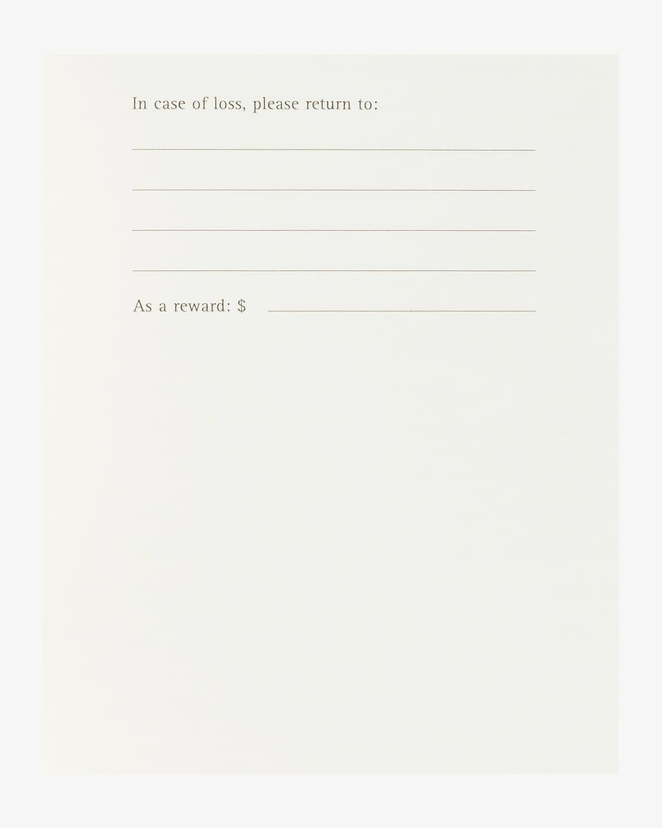 Notizbuch Unisize