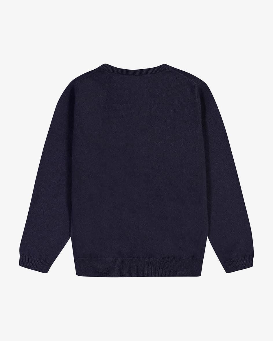 Jungen-Cashmere-Pullover 104