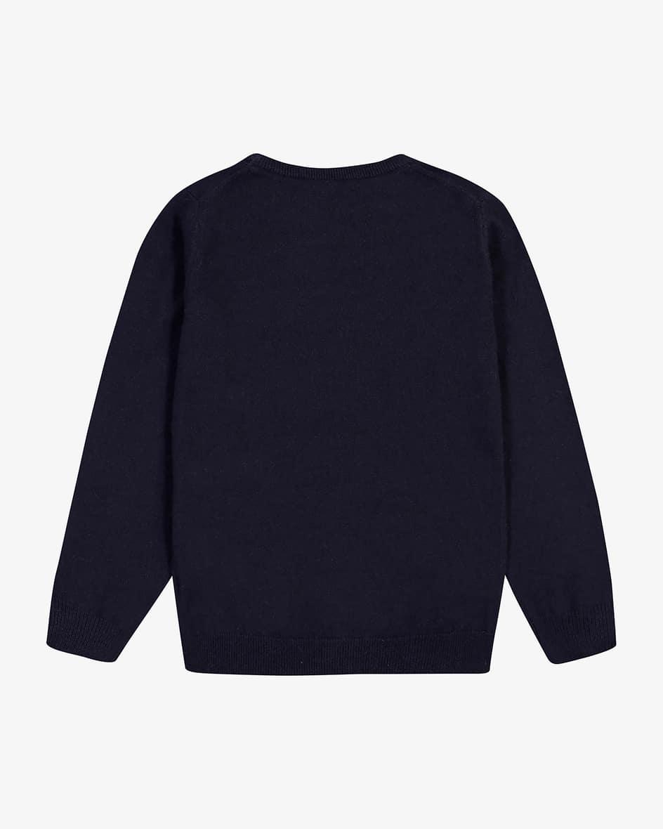 Jungen-Cashmere-Pullover 116