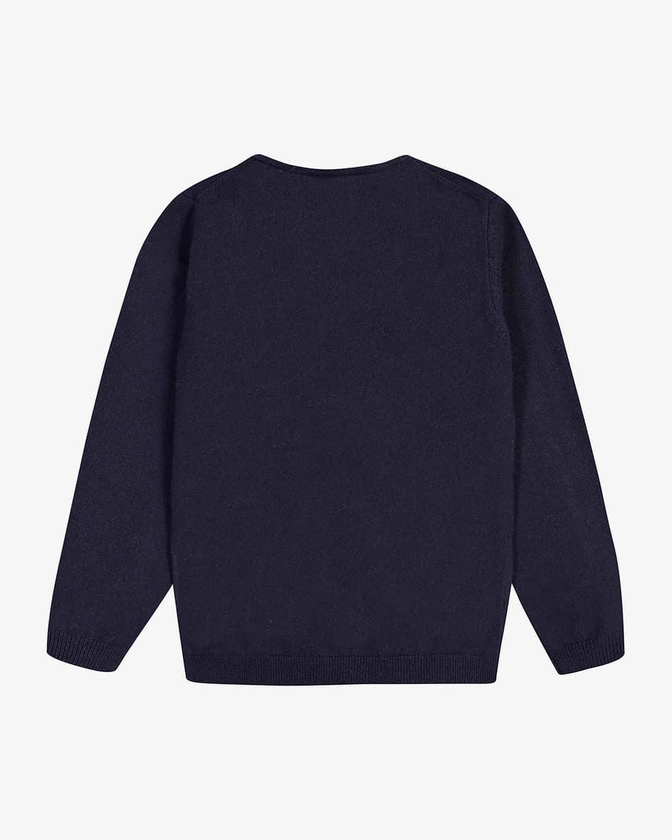 Mädchen-Cashmere-Pullover 140