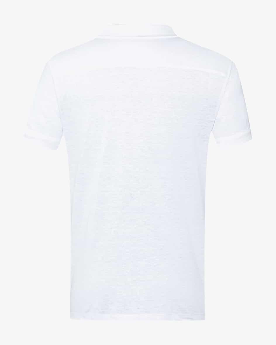 Leinen-Polo-Shirt  50