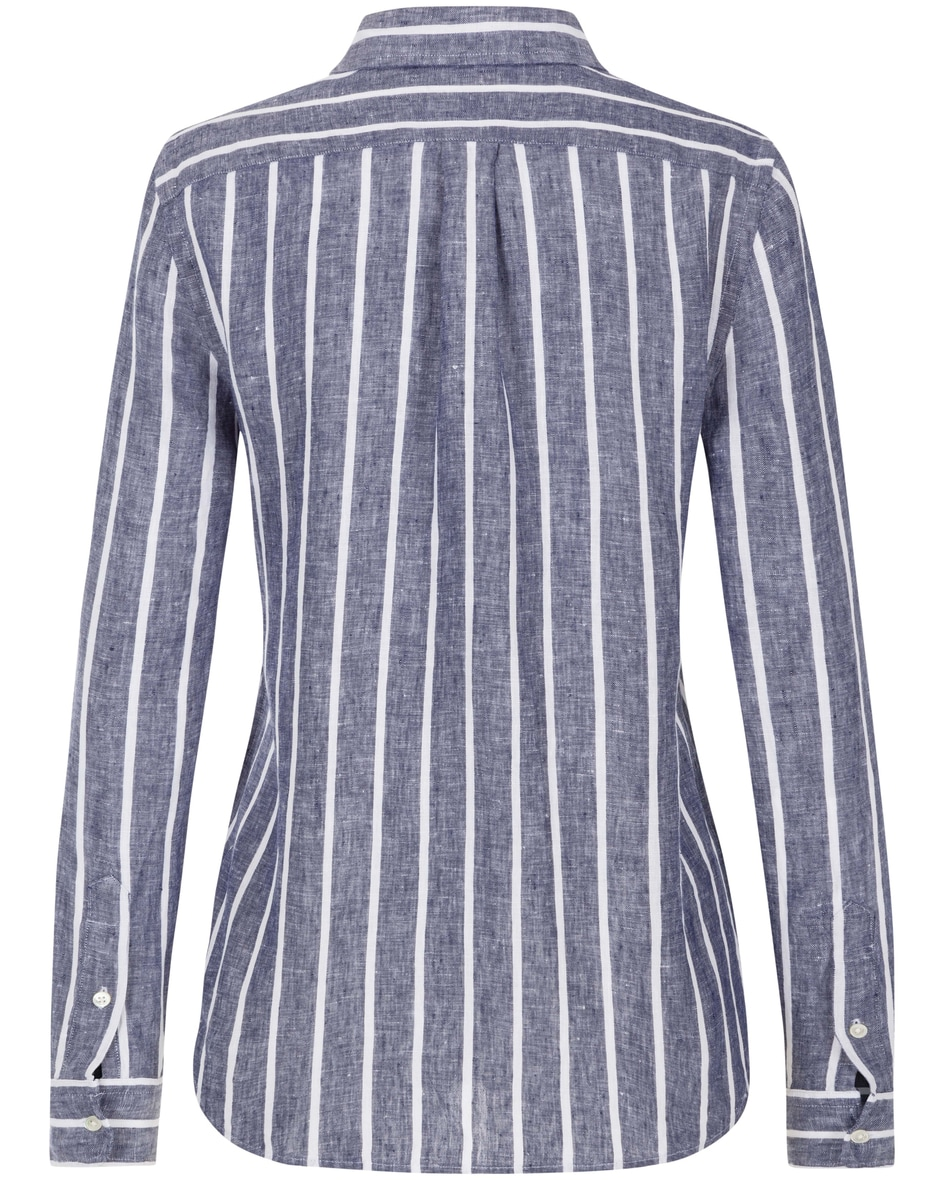 Leinenbluse Relaxed Fit  M