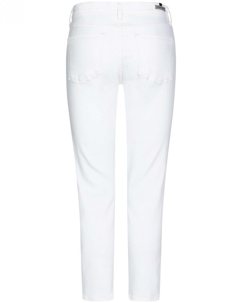 Elsa 7/8-Jeans Mid Rise Slim Fit Crop  25