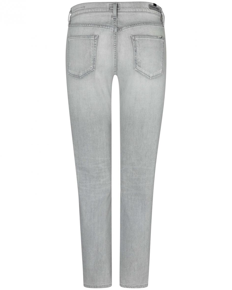 Harlow 7/8-Jeans Ankle Mid Rise Slim  24