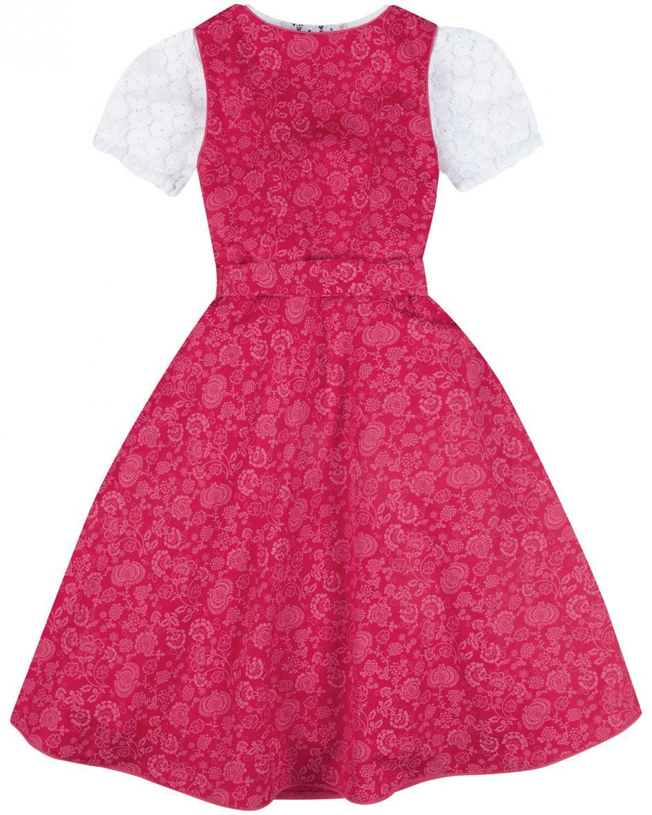 Vera Mädchen-Dirndl mit Bluse und Schürze 164