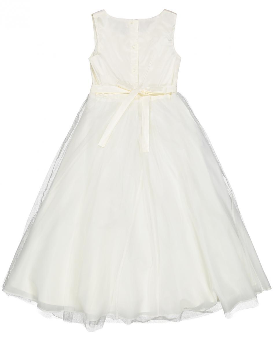 Mädchen-Kleid 146