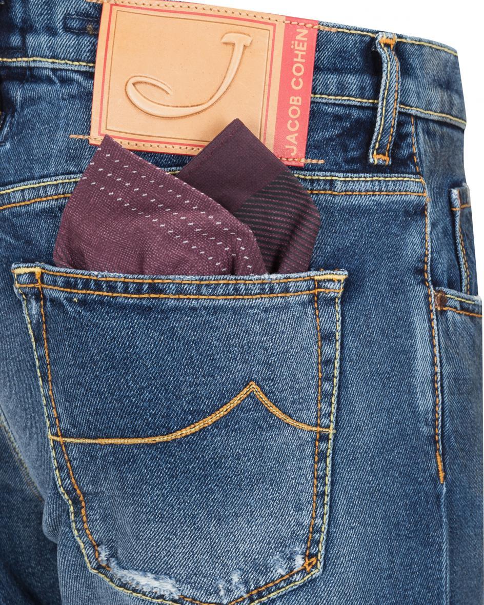 J682 Comfort Jeans Slim Fit 28
