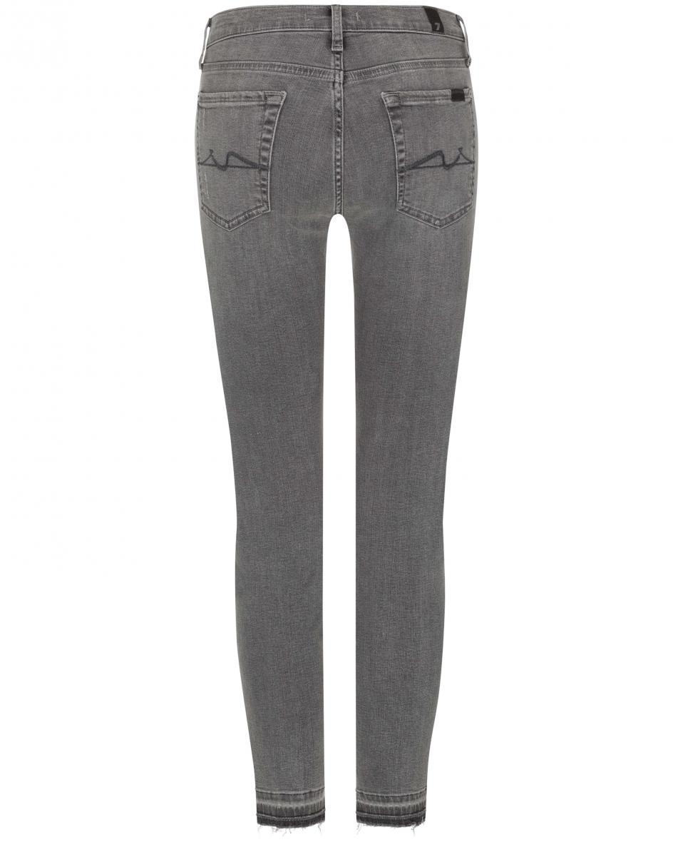 The Skinny 7/8-Jeans Mid Rise Skinny Crop