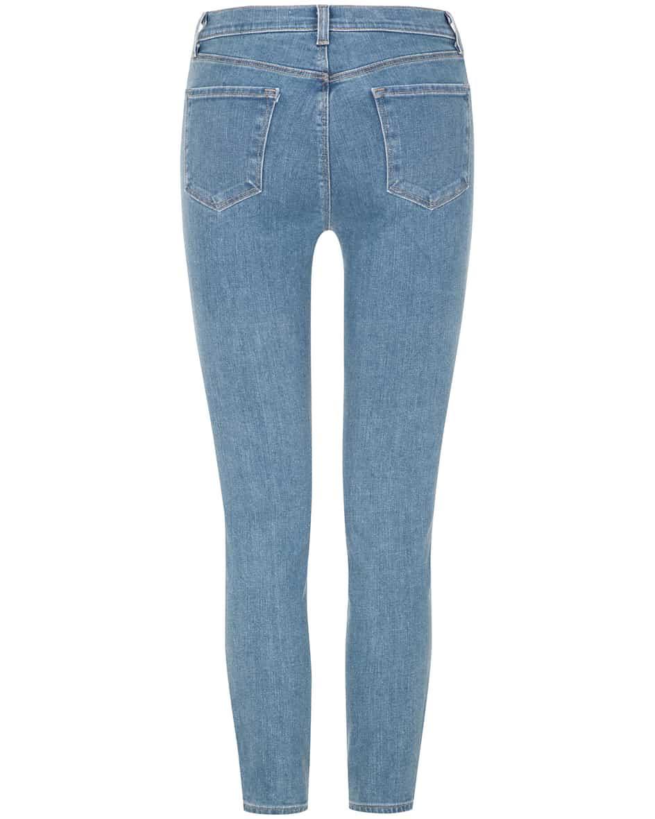 Alana 7/8-Jeans High Rise Crop Skinny  26