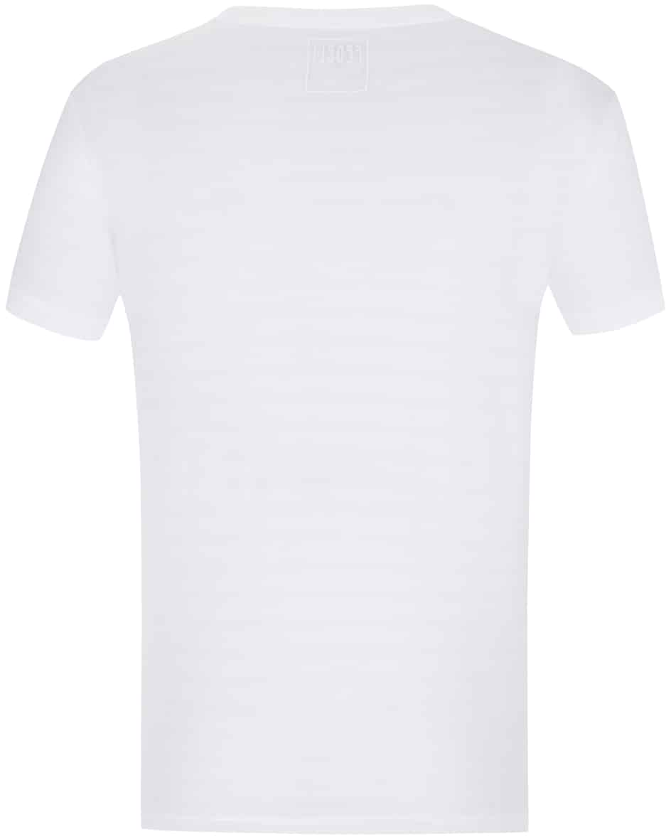 Jersey Supima Rigato T-Shirt S