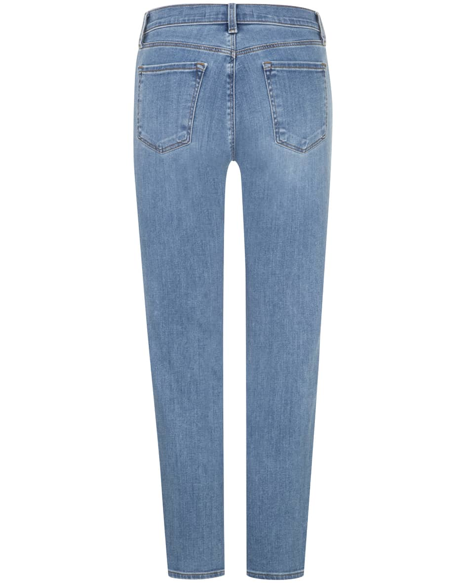 Adele 7/8-Jeans Mid Rise Straight  29