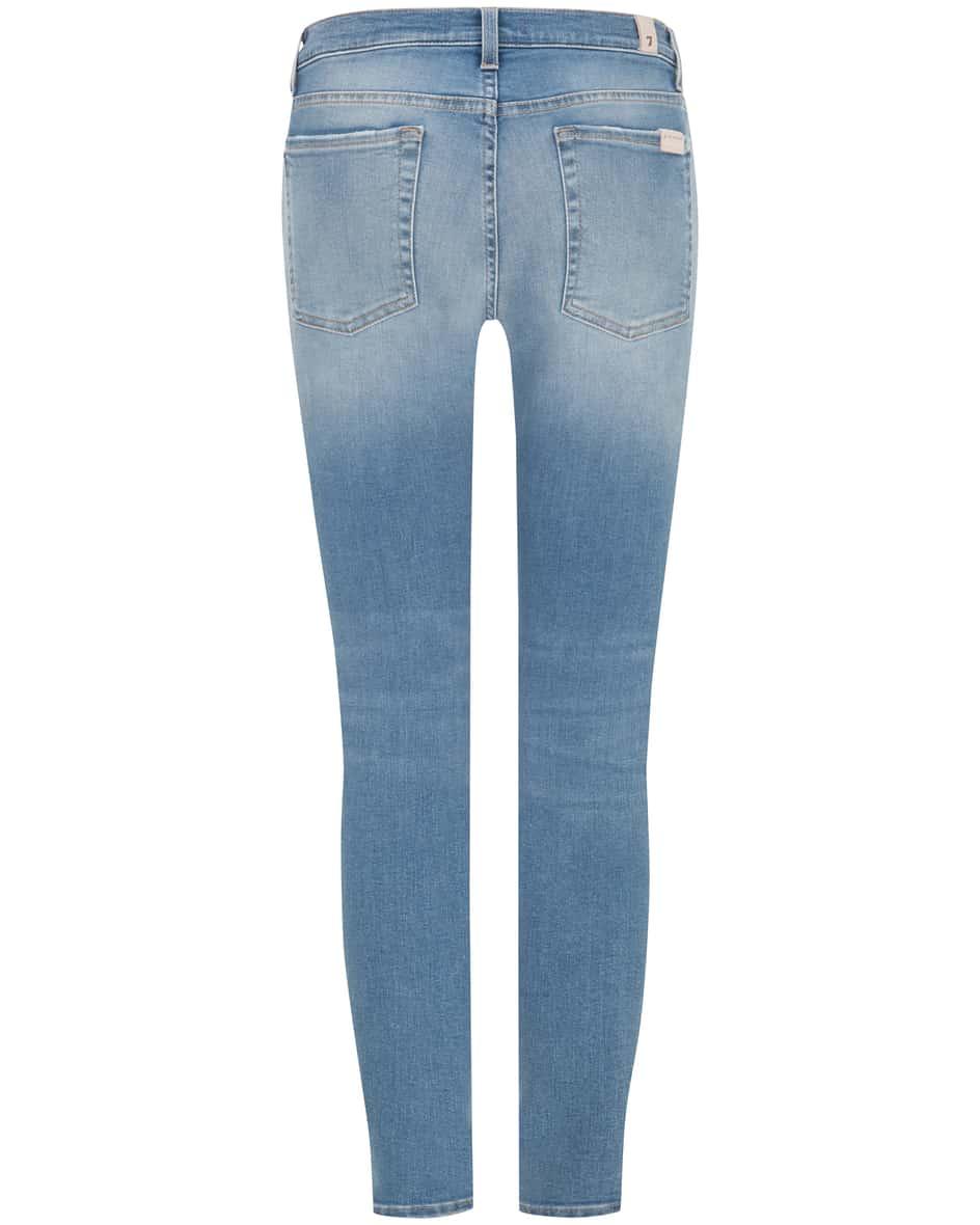 7/8-Jeans Slim Illusion Super Skinny 25