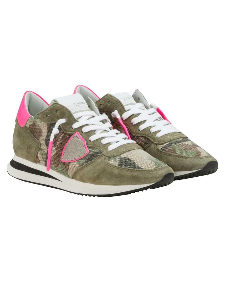 Trpx Low Tricolor Sneaker  36