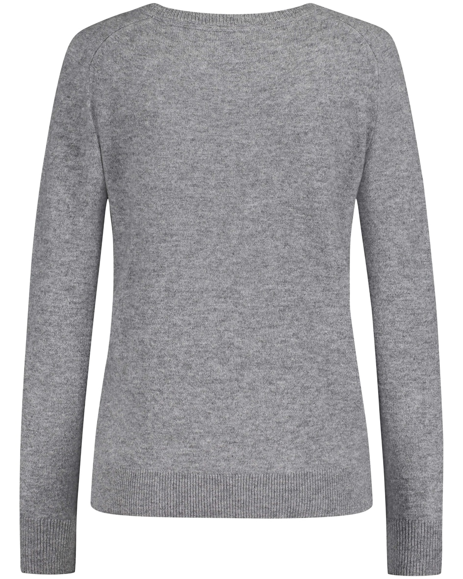 Grace Cashmere-Pullover S