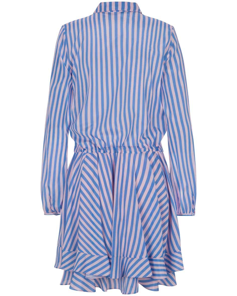 Seiden-Hemdblusenkleid 42