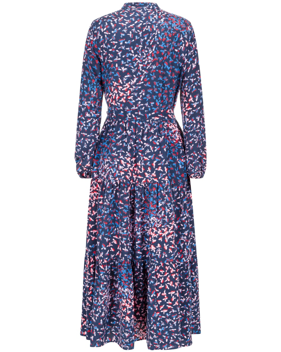 Skirt Dress Seidenkleid L