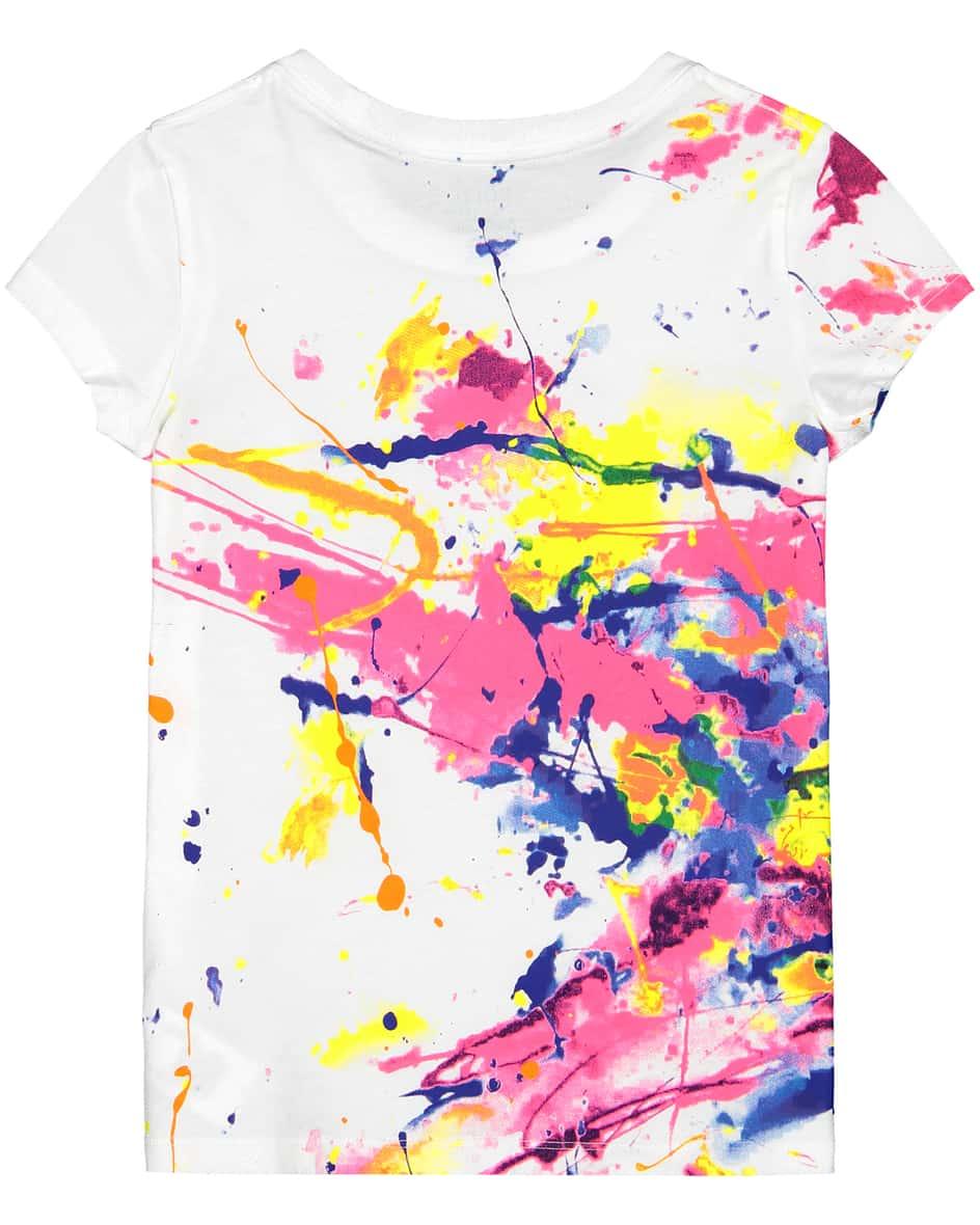Mädchen-T-Shirt 92